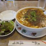 蓬莱閣 - 酸辣湯麺(サンラータン麺)