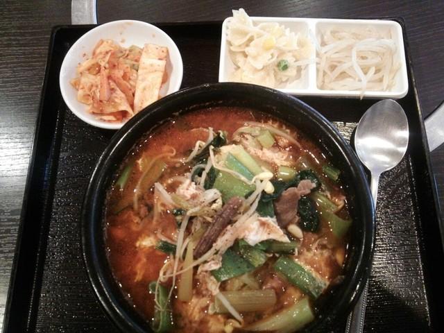 韓国家庭料理 民俗村 - 大塚/韓国料理 [食べログ]