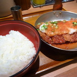 祭太鼓 - 梅ぽん酢
