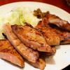 牛たんの一仙 - 料理写真:真とろたん焼定食(2014年8月)