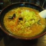 30266057 - 野菜ラーメン味噌¥720(麺固め)                                                                       野菜ラーメン味噌¥720(麺固め)