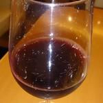 イタリア厨房 シュン・ヨコハマ - 赤ワイン・モンテプルチアーノ