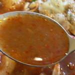 ルッカパイパイ - スープはこんな感じ