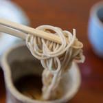 しゅばく - 1-2)十割蕎麦・ざるリフト