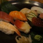 SHIROKIYA - 握り寿司