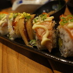 SHIROKIYA - 握り??寿司