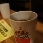 SHIROKIYA - お茶。