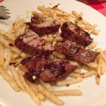 ナポリの下町食堂 - 豚肩肉