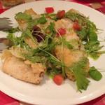 ナポリの下町食堂 - 旬の魚介のフリット
