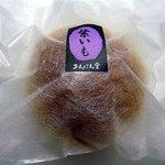 あんぱん堂 - 紫いも(表)