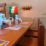 デル・ジョルノ Italia -