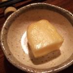 けむり 人形町店 - チーズの燻製