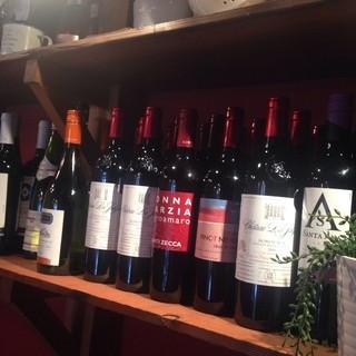 各国から安くて美味しいワインを厳選!