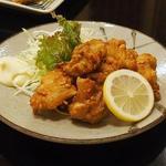 釜めし古都 - 鶏のから揚げ 鶏肉がとっても柔らかくって 味付けも美味しかったですよ