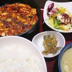 30275599 - 四川麻婆豆腐ランチ