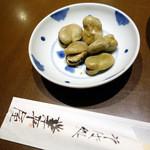 業平屋 - 空豆のあずま煮