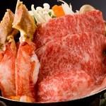 山形牛すき焼き御膳 4,000円+税