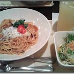 ガーデンプレイスカフェ - AセットorBセット ¥730~780→¥540