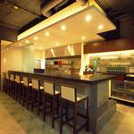 麺司令 - カウンター席