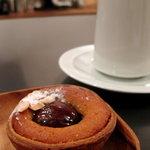 Mole & hosoi coffees - コーヒーとタルト