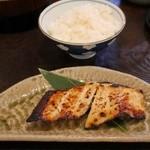 かげろう - 本日の鮮魚西京焼き950円