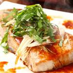 カーサ デ ソレラ - 大バチマグロの炙りステーキ