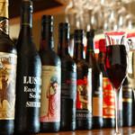 カーサ デ ソレラ - シェリー酒は種類も豊富!