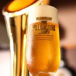 カーサ デ ソレラ - プレミアムモルツで乾杯!