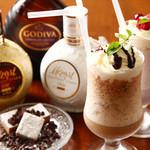 カーサ デ ソレラ - 美味しいデザートカクテルもご賞味ください