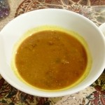 ラバラカ - ハリラ・スープ(小)(350円)