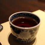 馬酔木 - お茶