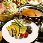 串バル - なべつきのコースプラン