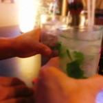 Cafe Bar FAB - モヒートで乾杯~♪