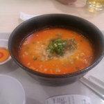 四川飯店 麺荘 - 四川坦々麺(800円)(内税)