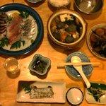 幡多郷 - 定食