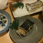 幡多郷 - うつぼ塩焼き