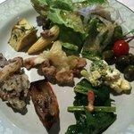 Italian Dining CUCINA  - アンティパストはバイキング