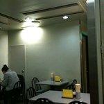 喜楽 - 2階テーブル席
