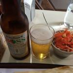 ビニタ - 〈2014/08〉ビール(600円)