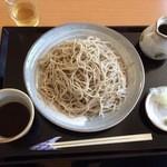 30293753 - 【2014年06月】せいろ蕎麦(大盛+200円)で合計@900円。