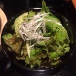 綱島ホルモン - サラダアップ
