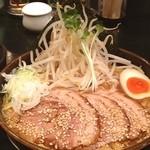 麺屋ひじり - 味噌ちゃーしゅー麺