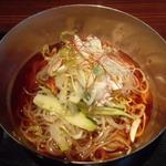 Kunsansouru - 韓国冷麺