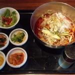 Kunsansouru - 冷麺セット