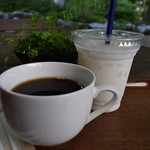 30296460 - アメリカンコーヒーとハーフビネガーラテ