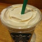 スターバックスコーヒー - コーヒーフラペチーノ(S)無脂肪ミルク:388円 (2014/8)