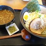 和風らーめん 凪 - つけめん(醬油)