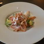 ステーキハウス 四季 - 料理写真:前菜