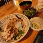 ごはんや 醤 - 料理写真:特選地魚の海鮮丼