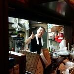 ガレットandバー ベルトン - 8月30日 沖縄ナイトの料理人 ※本人画像掲載承諾済